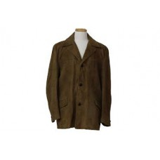 Mens Suede Coat