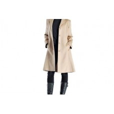 Overcoat 3/4 Length Womens